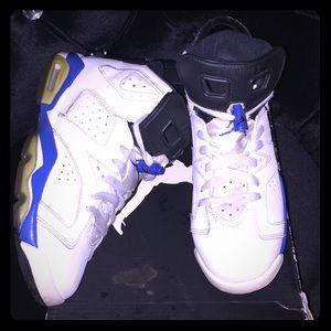 Kids air Jordan 6 retro size 5y